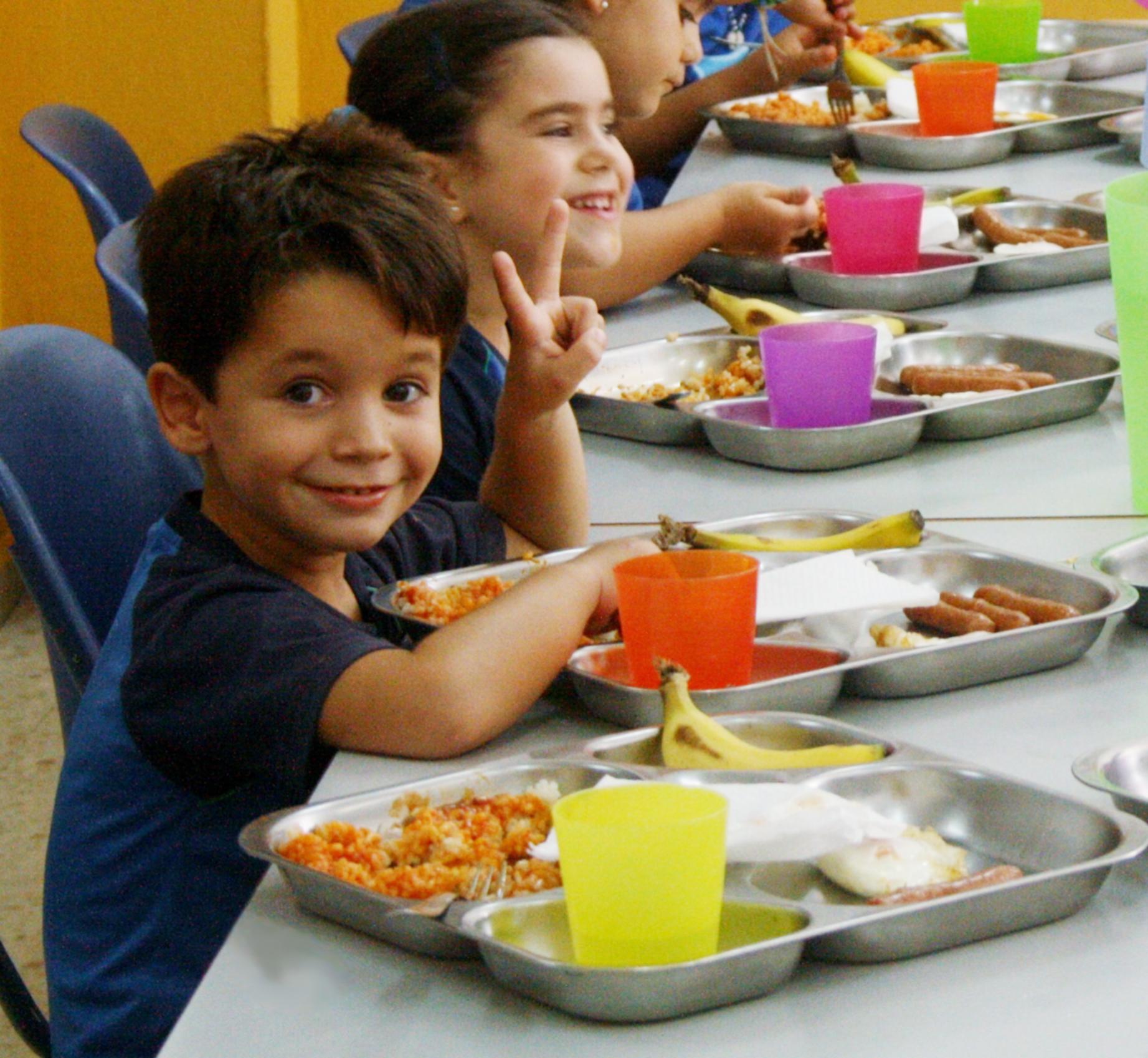 Colegio comedor - Educación