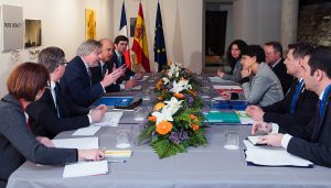 Acuerdo entre Francia y España