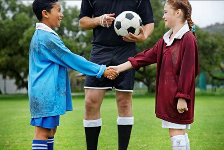 Resultat d'imatges de educar deporte en valores padres