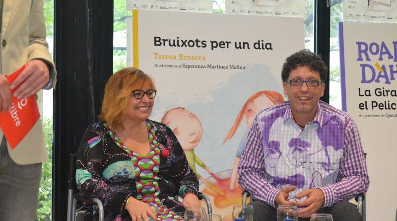 Gemma Pasqual y Carles Cortes