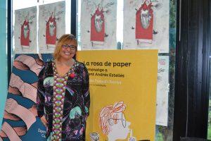 """Gemma Pasqual """"La rosa de paper"""""""
