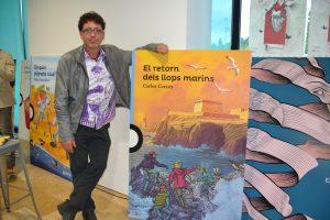 """Carles Cortes """"El retorn dels llops marins"""""""