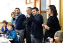 Marzà veu fonamentals els auxiliars de conversa per al model educatiu de la comunitat valenciana
