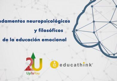 UpToYou en colaboración con Educathink dan a conocer su gran proyecto para este próximo año 2020