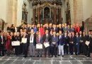 La Academia Internacional de Ciencia, Tecnología y Humanidades de Valencia inviste a 69  nuevos Académicos Correspondientes y de Honor en la iglesia San Miguel de los Reyes
