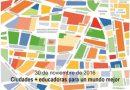 Náquera se prepara para celebrar el Día Internacional de la Ciudad Educadora