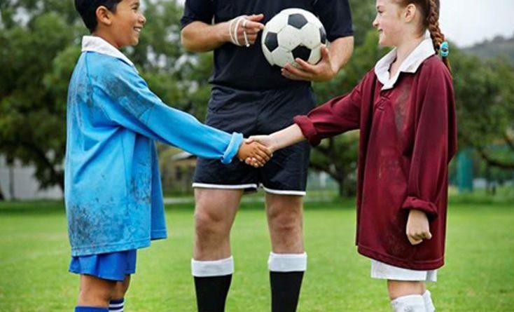 Deporte y valores