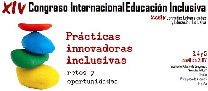 XIV Congreso Internacional de Educación Inclusiva