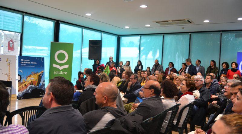 Público asistente a la presentación del nuevo sello de Santillana