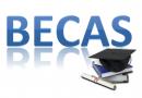 Becas para estudiantes de estudios postobligatorios 2017-2018