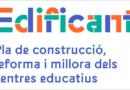 """El plan """"Edificant"""" firma con 23 municipios para las obras de 31 centros educativos"""