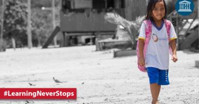 La UNESCO prevé que 24 millones de niños abandonen la escuela por el impacto económico de la Covid-19