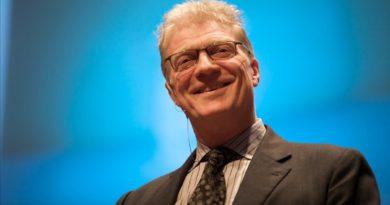 El educador Ken Robinson muere de cáncer a los 70 años