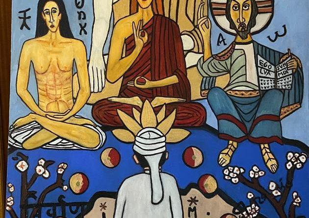 Zéosis, la nueva obra de Antonio Camaró que reivindica la unión entre Oriente y Occidente