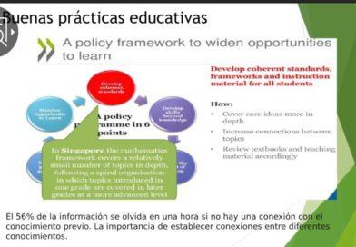 Liderazgo para el aprendizaje y gestión directiva para enseñar por competencias en Europa