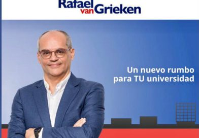 """Van Grieken presenta un recurso contra Ramos por alterar el voto anticipado con """"mesas de propaganda"""""""