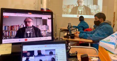 El instituto Henry Matisse de Paterna a la vanguardia de la inclusión educativa