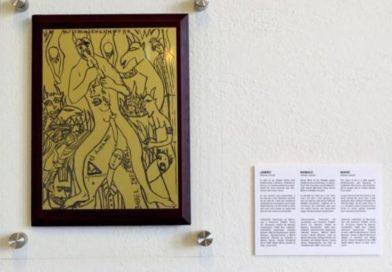 """Mauthausen rescata a Camaró y su obra """"Jamás"""" como iconos de la liberación de los presos del exterminio nazi"""
