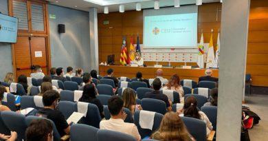 La fiscal de la secretaría general del Estado inaugura el Máster Universitario en Gestión y Dirección de centros de la CEU-UCH